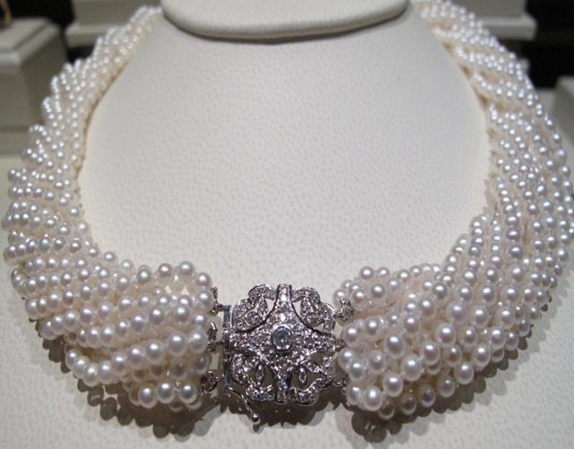 常见的几种珍珠分类,好看又实用!