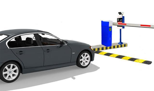 """智能车牌识别系统,汽车独特的""""身份证"""""""