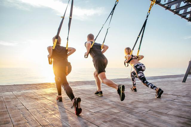 健身不需要问年纪,越老越要锻炼
