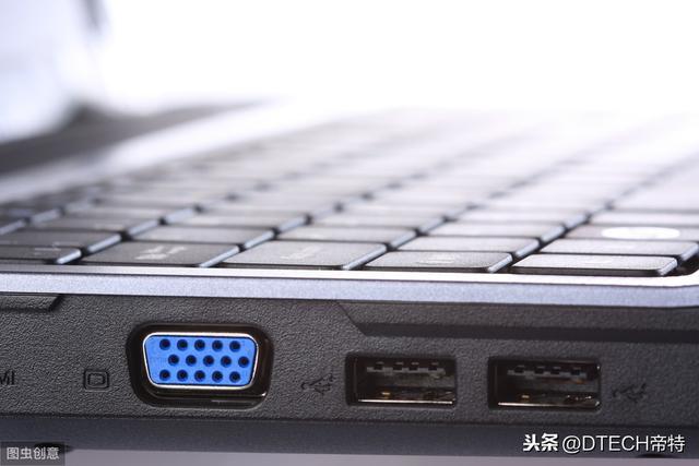 """电脑接电视机,变废为宝!网友:建议把""""笔记本电脑""""和""""旧电视""""连接起来"""