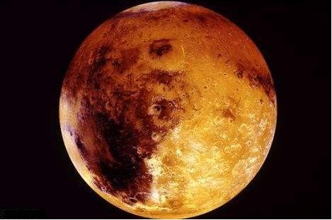 科学家通过对火星的探测数据进行研究,提出了一个令人惊讶的说法