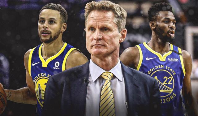 何時意識到勇士本賽季完了?並非Curry受傷時,科爾道出更殘酷事實!-黑特籃球-NBA新聞影音圖片分享社區