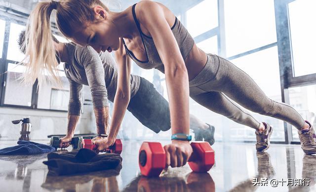 啞鈴上肢塑形訓練,8個動作,修飾整個上肢線條,練出均勻上半身
