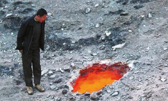 燃烧数千年 扑灭难度大 鲜为人知的环境灾难——地下煤火