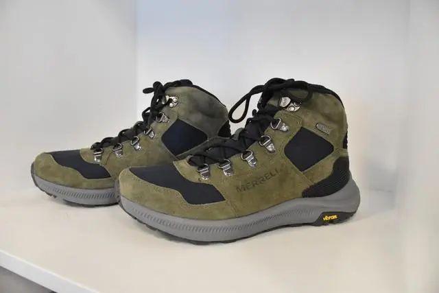 Merrell邁樂的登山鞋怎么樣?第一次穿出去測評會有什么驚喜?