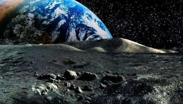 世界科学家都盯上了月球南极,看似普通的环境,究竟隐藏了什么