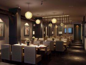 东莞餐饮店装修设计小妙招,散发独特魅力