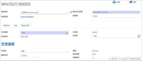 全球第一免费开源ERP Odoo仓存功能模块深度应用(一)