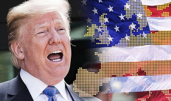 美国和欧洲闹翻了:特朗普受不了马克龙唠叨,默克尔不参加G7