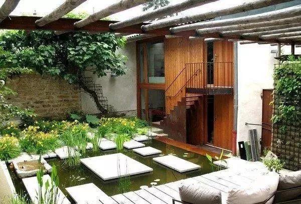 花园装饰技巧——庭院院这样设计太洋气了