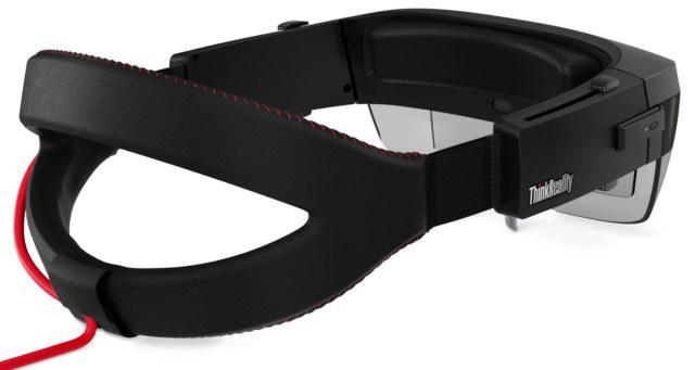联想推出全新AR头显!正面硬刚微软HoloLens