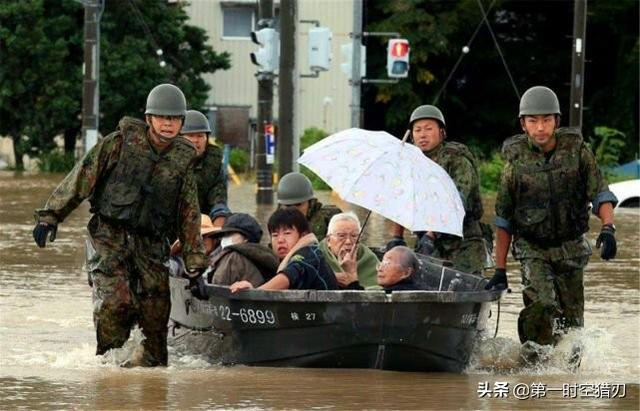 """美军跑得比谁都快!日本被罕见灾难突袭,盟友却率先""""跑路""""?"""