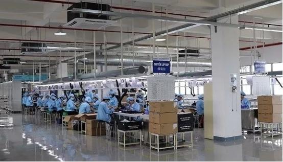 越南加工制造业市场观察(上篇):新的世界加工工厂