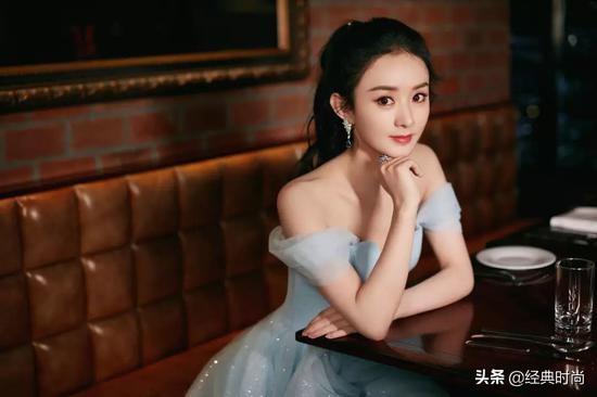 赵丽颖、倪妮美图赏析