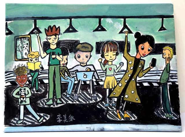 成都地铁紧急寻人!爱绘画的你还不赶紧~