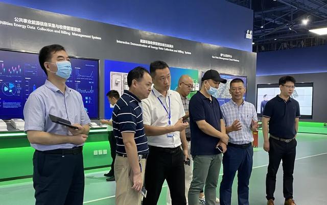 上海核工程研究设计院赴永利开展综合能源项目交流