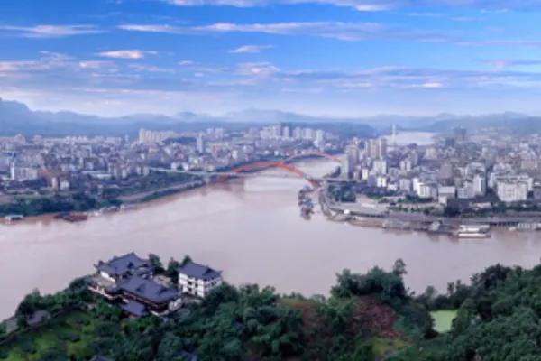 中国白酒第一城 中酒协加持宜宾打造世界名酒产区名片