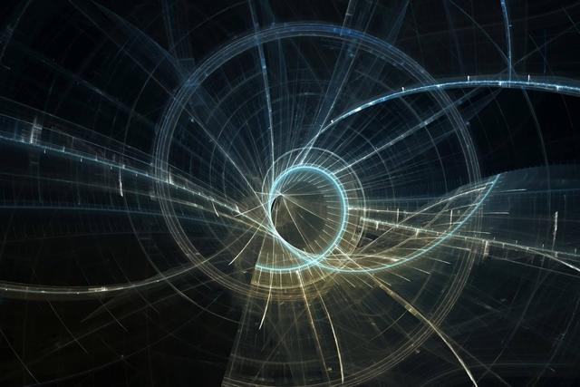 人类无法画出四维空间?其实四维空间问题特别抽象
