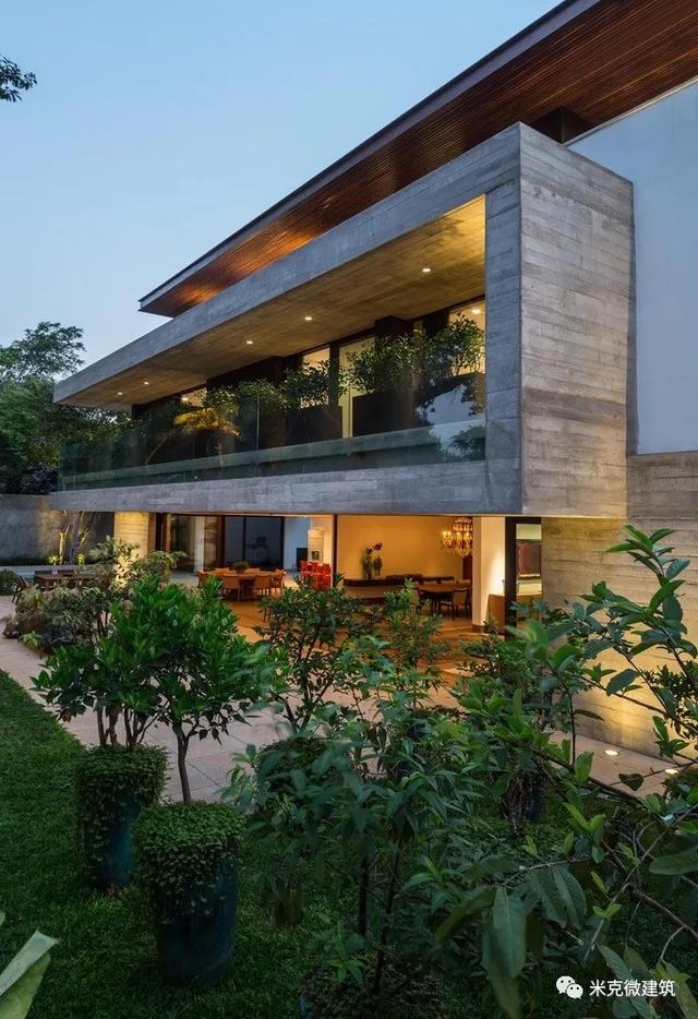 别有洞天,美轮美奂——现代景观住宅
