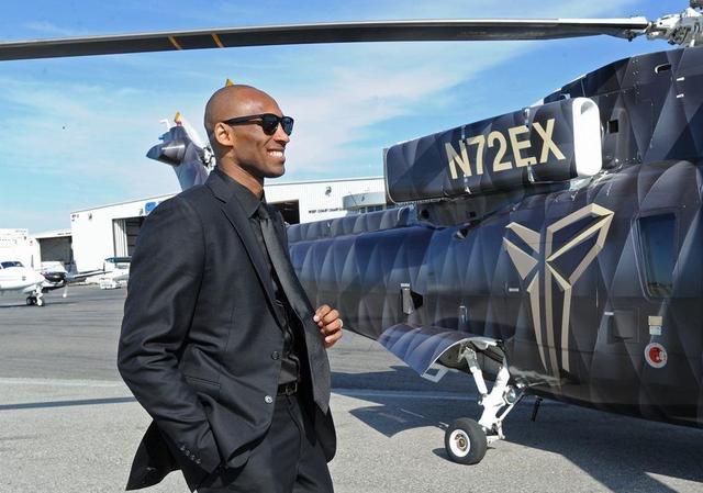 Kobe在法院當地的影響太大!飛機公司要求更換開庭地點,瓦妮莎霸氣回應!