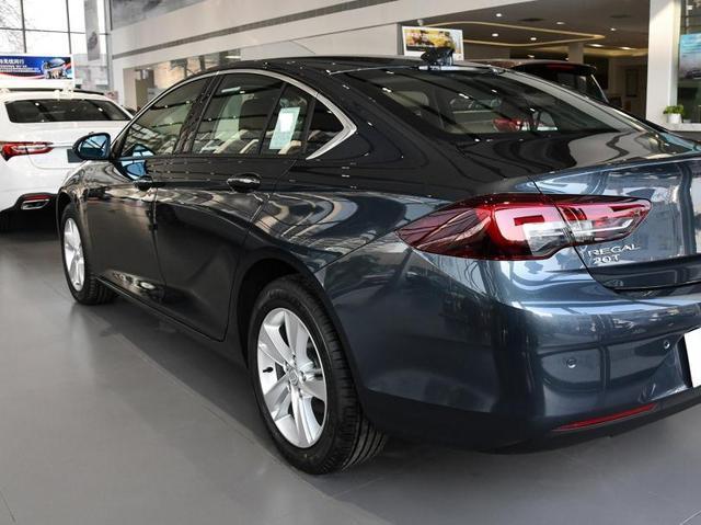 别克家族运动型家轿,20万预算,2.0T+9AT有261马力,稳重大气