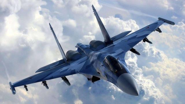 专挑美国和以色列软肋下手,26架苏35飞向埃及,俄罗斯又有新动作