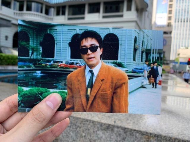 大学生找遍香港电影中的「现实场景」网友:都是童年记忆
