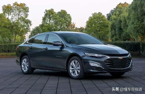 新车 | 回归四缸阵营 新款雪佛兰迈锐宝XL将于8月24日上市