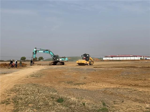 弥勒通用机场片区1400亩土地可开发,将花落哪家500强房企?