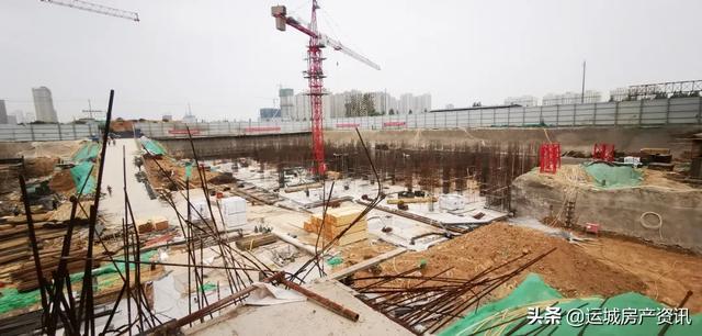 恒大悦龙台 7月21日工程进度