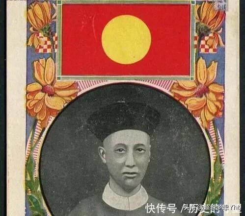 被历史抹掉的清朝国旗,除了颜色和日本国旗一样!你一定没见过!