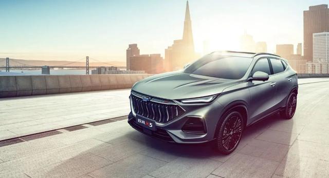 长安欧尚X5,8-12万元的高颜值SUV