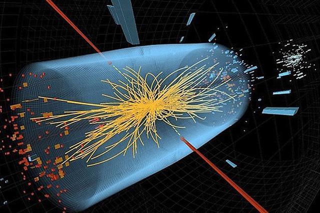 强子对撞机探测第五种基本力实验失败