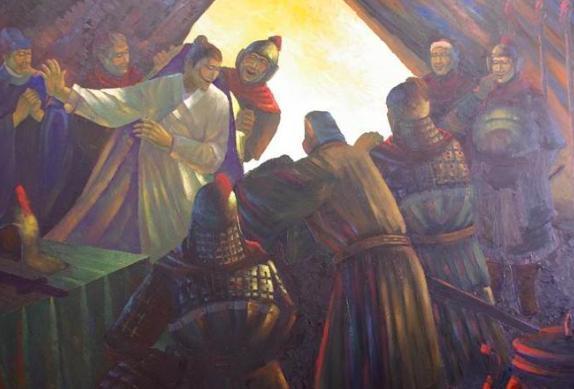 """赵匡胤:""""我当皇帝是被你们逼的"""",赵匡胤称帝是被逼迫的吗?"""