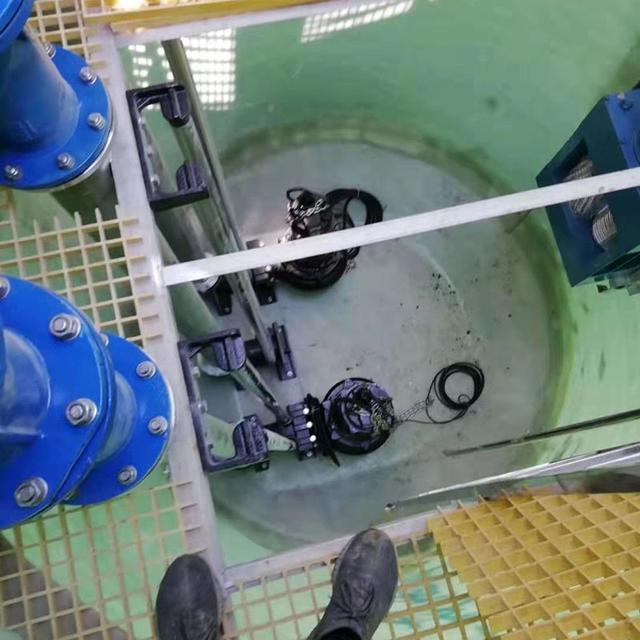 一体化泵站常见的故障分析及处理