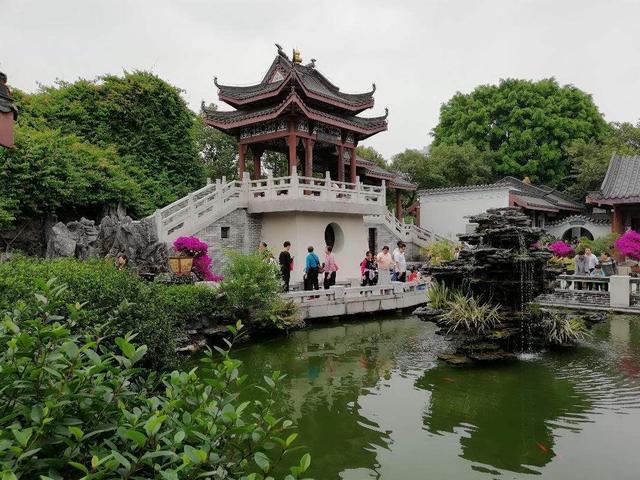曾祥裕:惠州西湖 让这座岭南城市更美丽 苏东坡对她一见钟情