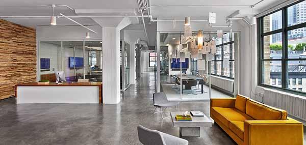 时尚办公室家具,不同办公区域的设计方案也不同!