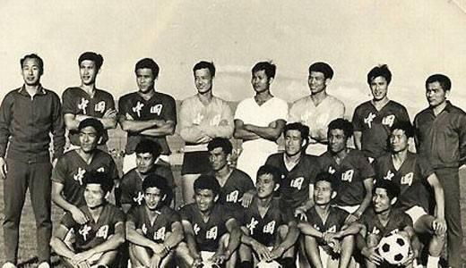 北派足球名将录(十八):七十年代国足主力右边锋,李宙哲