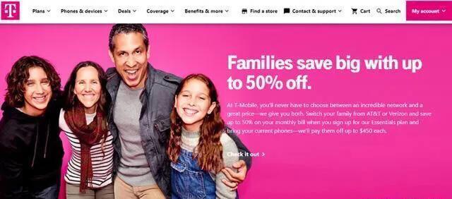 重磅,美国T-Mobile收购Sprint,部分有锁机器变成无锁机器