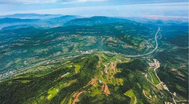 成德眉资 | 成德眉资四市将共建龙泉山城市森林公园