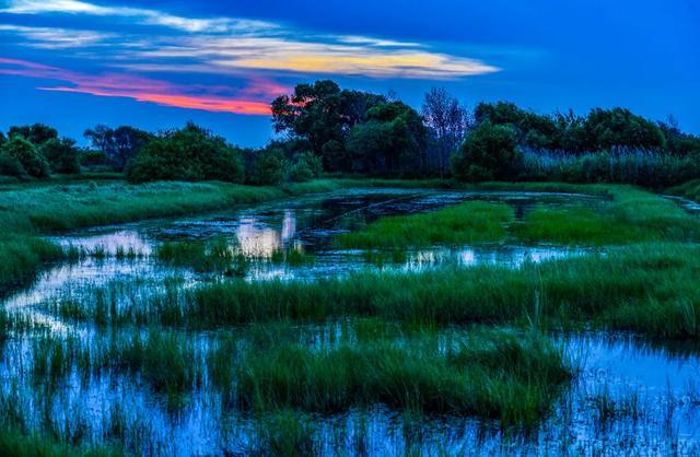 人间至美 | 兴凯湖湿地