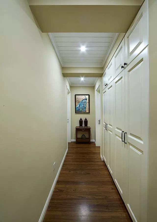 旧房改造丨90㎡两室改三室,美式混搭家有二胎也够住了