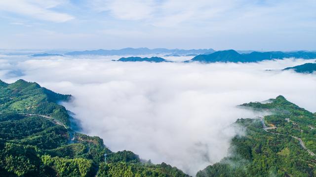 宁波自驾目的地推荐,这里不仅有云海还能看银河,实在是太仙了