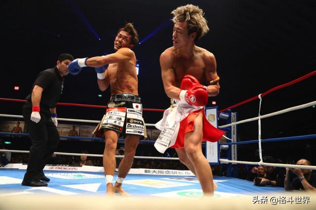 日本神童遭遇严峻挑战?击败K-1世界王者的日本名将放下狠话