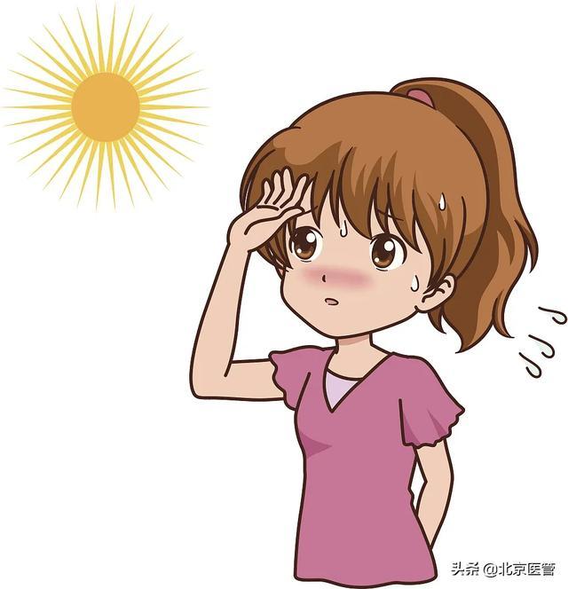 高温来袭,如何预防中暑?