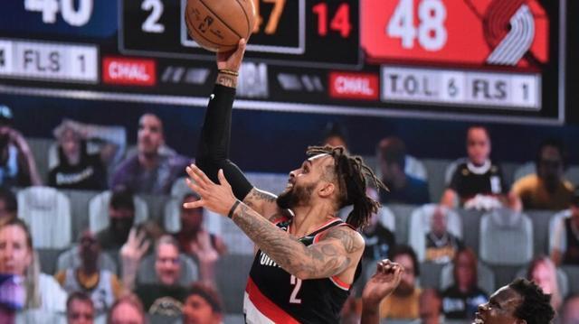 比Lillard更瘋狂!拓荒者小將4戰轟22記三分,對手主帥都為他鼓掌!(影)-黑特籃球-NBA新聞影音圖片分享社區