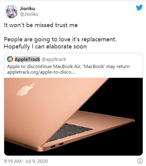12 英寸苹果 ARM MacBook 电池容量曝光:4380mAh