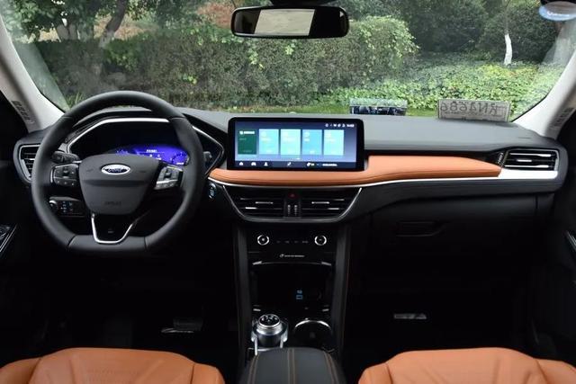 全系2.0T+8AT,标配7安全气囊,福特锐际买哪款更值?