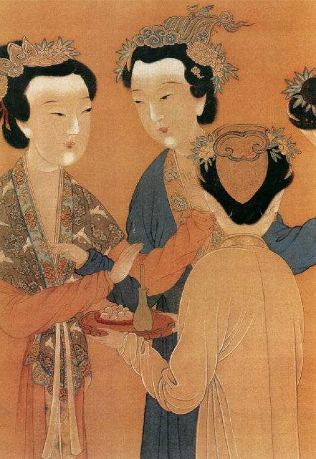 回眸一笑百媚生,愛美之心人皆有之,古代女子的美白護膚品