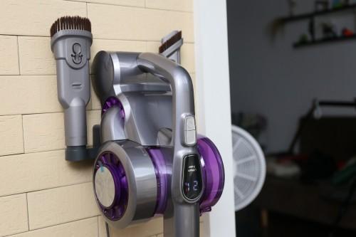 吉米上手把吸尘器多种黑科技加身 让清洁不仅轻松还<a href=